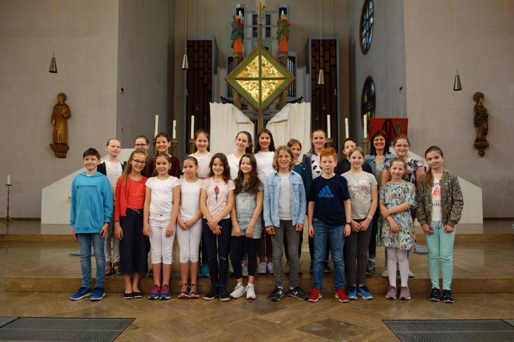 Einschulungsgottesdienst Diltheyschule Wiesbaden